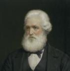 J. C. Waite, Abram Louis Buvelot (inset) 1894