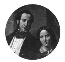 Julie and Lewis Vieusseux
