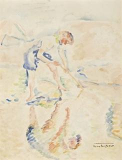 Lucie Cousturier, Pecheur